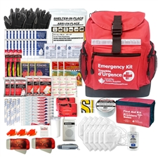 3 Person 72 hour Emergency Survival Kit