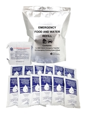 Emergency Food and Water Kit