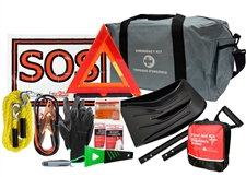 Winter Emergency Vehicle Kit