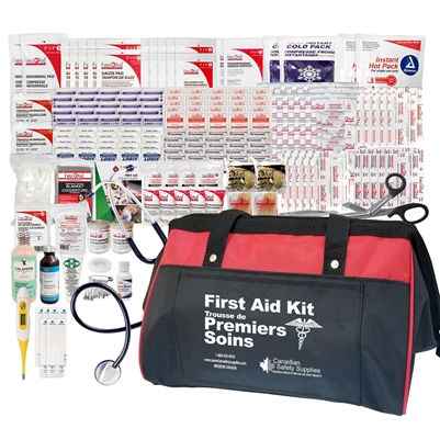 Deluxe Family Care First Aid Kit