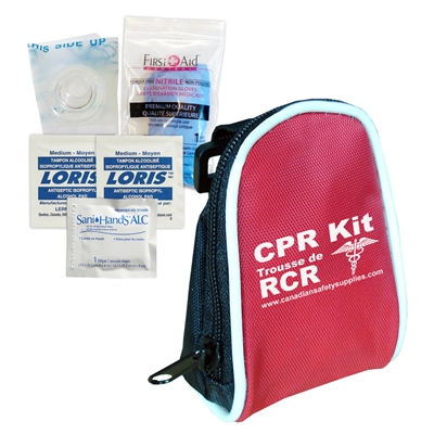 Backpack CPR Kit