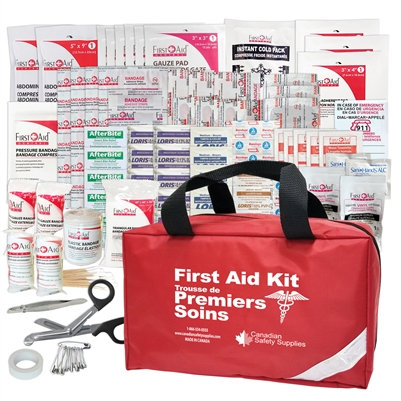 Grab N' Go First Aid Kit