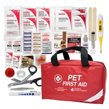 Deluxe Pet First Aid kit