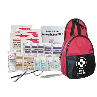 On the Go Pet First Aid Kit Pet First Aid kit