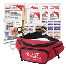Basic Pet First Aid kit - Fanny Pack