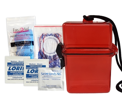 Globetrotting CPR Kit