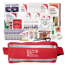 Hockey Coach First Aid Kit