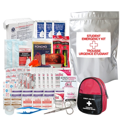 School Emergency Kit