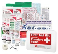 Standard Dorm Room First Aid Kit