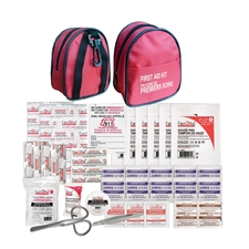 First Aid Kit - 44PCS, Nylon Bag
