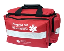 EMT Trauma First Aid Kit - Standard