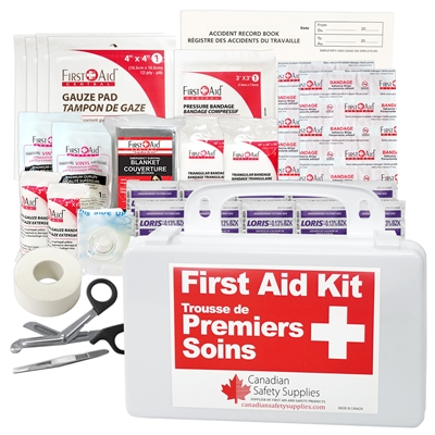 Federal Type A First Aid Kit
