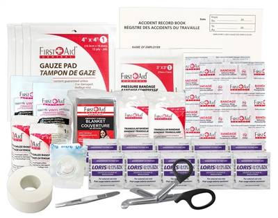 Federal Type A First Aid Kit - Refill