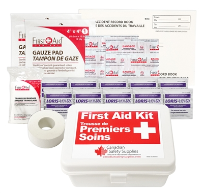 Federal Type D First Aid Kit