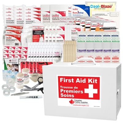 federal type D marine first aid kit