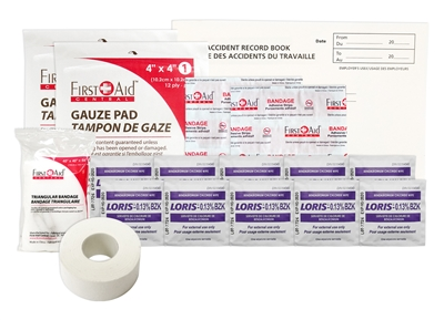 Federal Type D First Aid Kit Refill