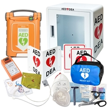 Powerheart G5 AED Complete Package