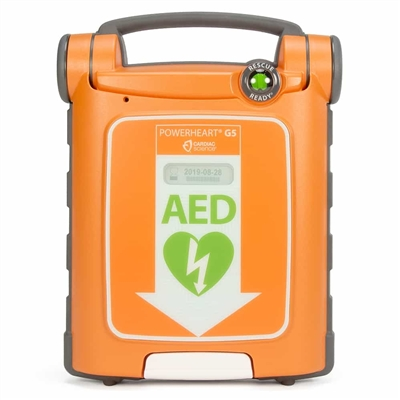 AED - G5  SEMI-AUTO ENGLISH/FRENCH