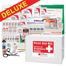 New Brunswick Deluxe Regulation Plus First Aid Station  up to 9 employees