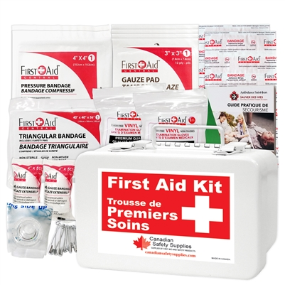 Ontario First Aid Kit  1-5 Employees Section 8