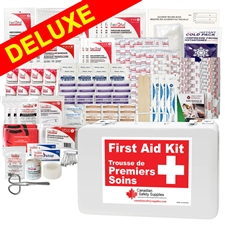 Ontario Section 9 Deluxe First Aid Kit 6-15 Employees