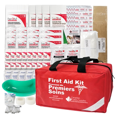 Ontario First Aid Kit 16-199 Employees Section 10