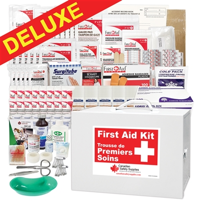 Ontario Deluxe Regulation Plus First Aid Station