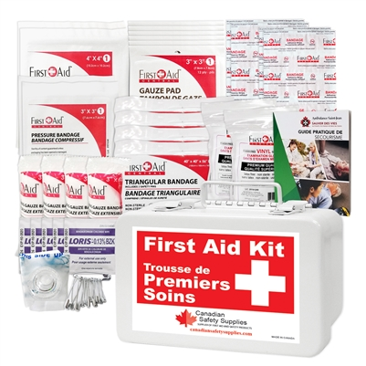 First Aid Kit Ontario Section 16 Vehicle WSIB