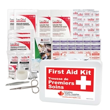Prince Edward Island Level 1 Regulation First Aid Kit