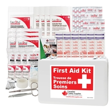 Prince Edward Island Level 3 Regulation First Aid Kit