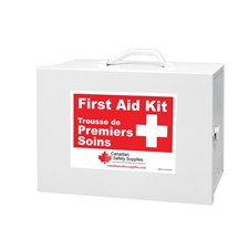 Prince Edward Island Regulation Plus First Aid Station up to 4 employees