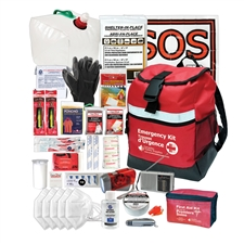 72 Hour Emergency Preparedness Kit - 1 Person