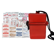 Globetrotting First Aid Kit