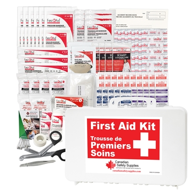 School Bus First Aid Kit - CSA D250/D409-02