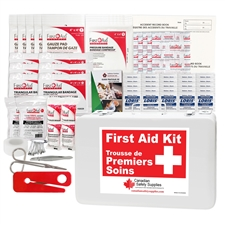School Bus First Aid Kit - Quebec