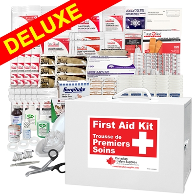 Saskachewan Deluxe Regulation First Aid Station