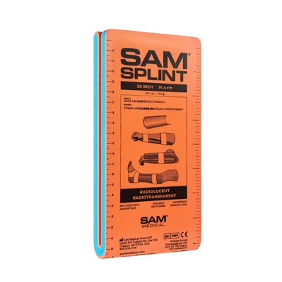 "SAM Splint 36"" Flat - SAM Medical"