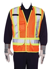 SURVEYORS TRAFFIC SAFETY VESTS