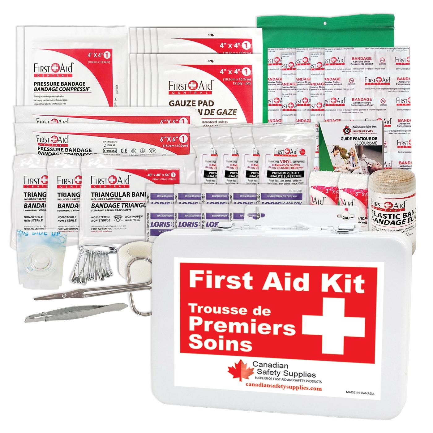 Yukon Level 1 First Aid Kit