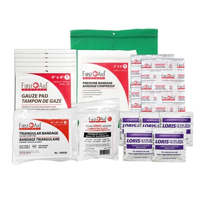 Yukon Personal First Aid Kit Refill