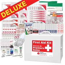 Yukon Deluxe Regulation Plus First Aid Station