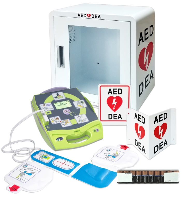 Zoll Aed Plus Package Defibrillators Canadian Safety