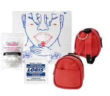 Mini Backpack CPR kit