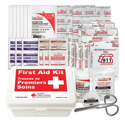 First Aid Kit - 40pcs