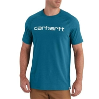 Carhartt Men's Force® Cotton Delmont Graphic T-Shirt 102549