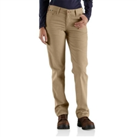 Carhartt Women's FR Rugged Flex Canvas Pant