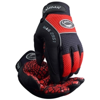 Caiman Rhino Tex Synthetic Leather Work Gloves 2951