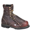 "Men's Carolina Domestic Met Guard 8"" Broad Steel Toe"