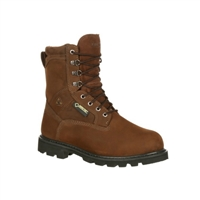 "Rocky Men's 8"" Ranger Steel Toe Work Boot"