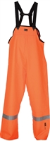 Helly Hansen Men's FR Cornerbrook Hi-Vis Bib Pants 70519